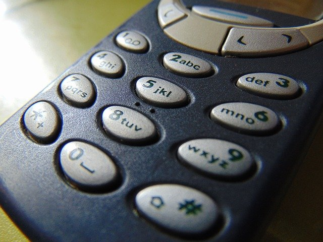 tlačítka Nokie 3310