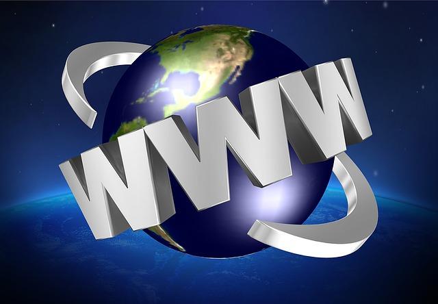 weby vládnou světu