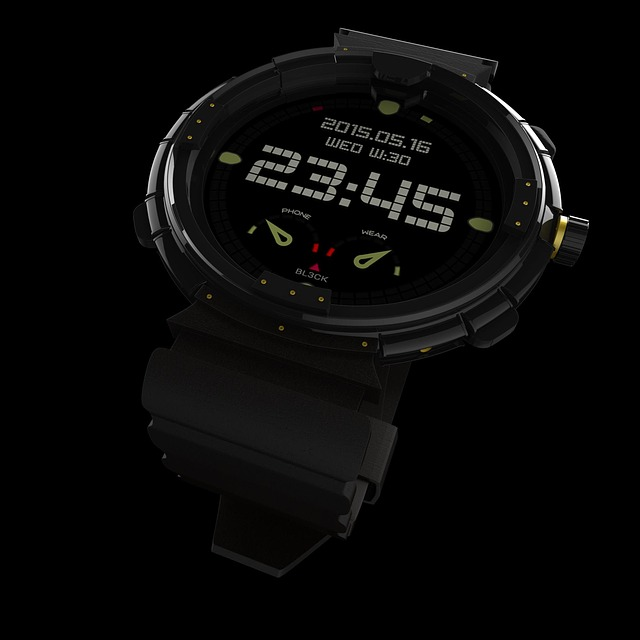 hodinky digitální