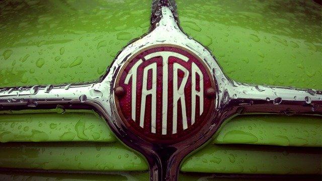 zelená Tatra