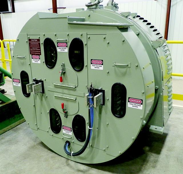 železniční generátor