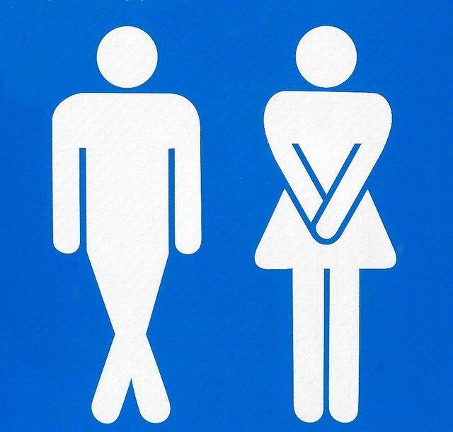 označení toalety