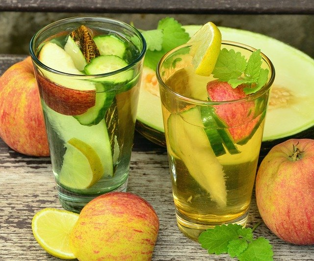 ovocné nápoje
