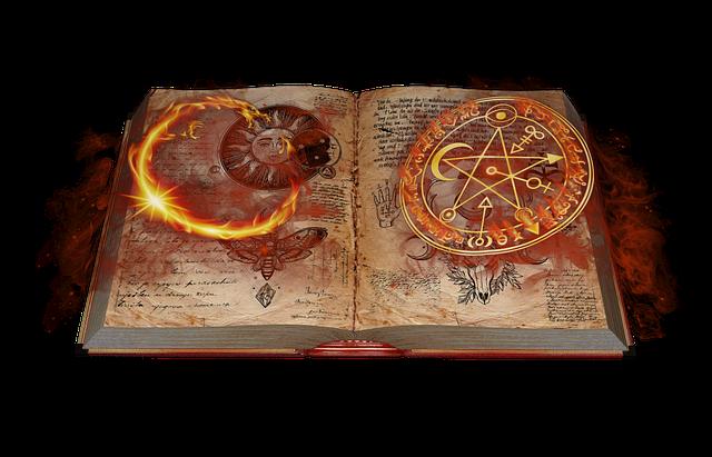 kouzelnická kniha